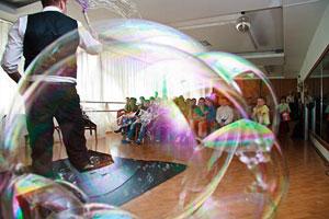 Детскому дому № 7 передан чек на сумму более 10 миллионов рублей