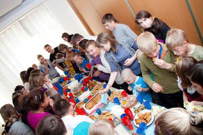Детский праздник от ФК БАТЭ