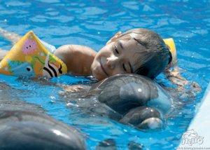 Дельфинотерапия в Минске!
