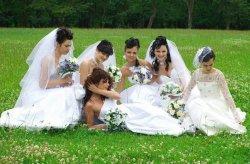 Международный Парад Невест 2012