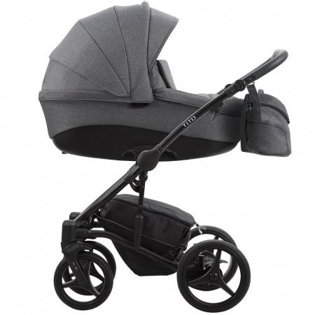 О колёсах для детской коляски 1