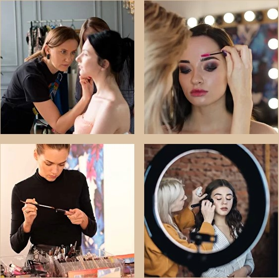 курсы макияжа и визажа