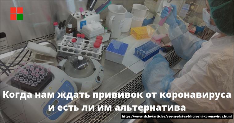 Когда нам ждать прививок от коронавируса и есть ли им альтернатива 1
