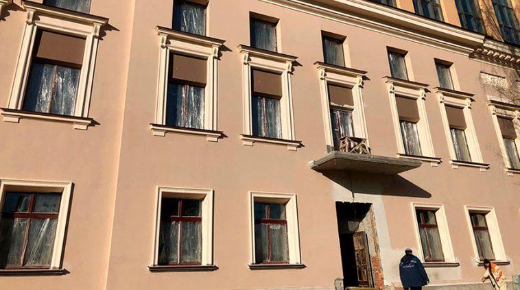 Ремонт музыкальной гимназии-колледжа в Минске планируют завершить в первом полугодии 1