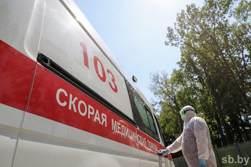 В Беларуси выздоровели 30 420 пациентов с COVID-19 1
