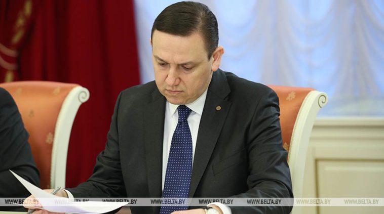 Перцов: белорусским госСМИ надо скорректировать свою работу адекватно новым вызовам 1