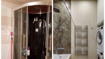 Дизайн интерьера ванной: душ или ванна? 1