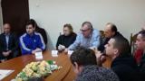 Стали известны подробности встречи Лукашенко с политзаключенными в СИЗО 1