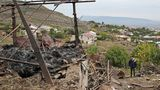 Степанакерт вновь подвергся обстрелу 1