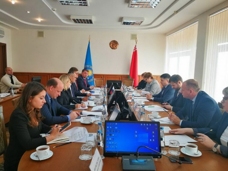 Визит делегации Министерства просвещения Российской Федерации в Республику Беларусь 1