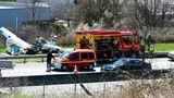 Во Франции столкнулись два самолёта, пять человек погибли 1