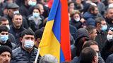 В Ереване прошла акция протеста против Пашиняна 1