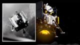 Опубликовано видео посадки китайского зонда на Луне 1