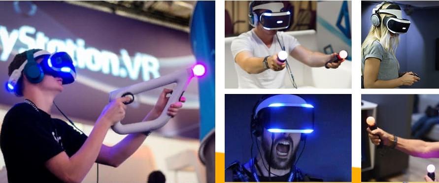 PlayStation 4 VR