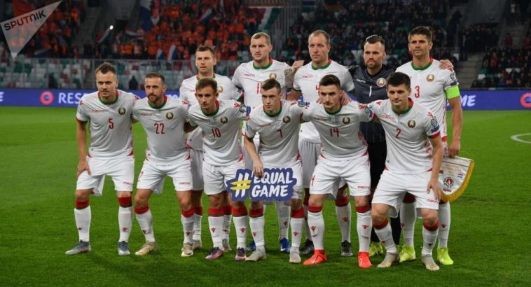 Белорусы обыграли эстонцев на старте квалификации ЧМ по футболу 1