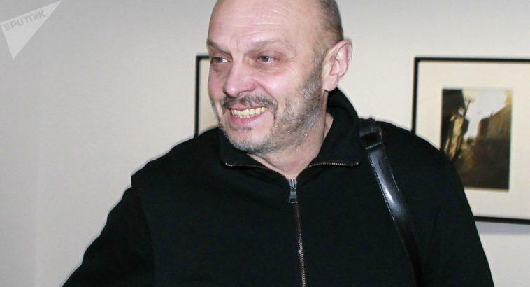 Найдено тело утонувшего в Москве-реке музыканта Липницкого 1