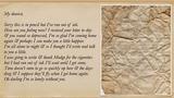 Раскрыто содержание найденных в старом отеле любовных писем времен войны 1
