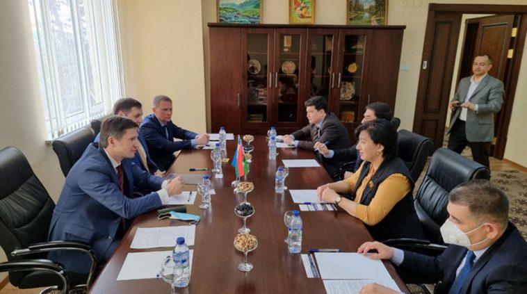 БГУ планирует расширить с Узбекистаном совместные образовательные программы 1