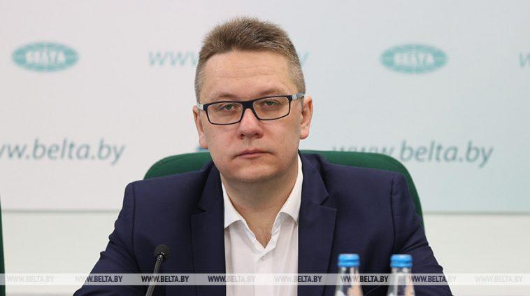 Электронная цифровая подпись в Беларуси уже приобрела массовый характер - Руднев 1