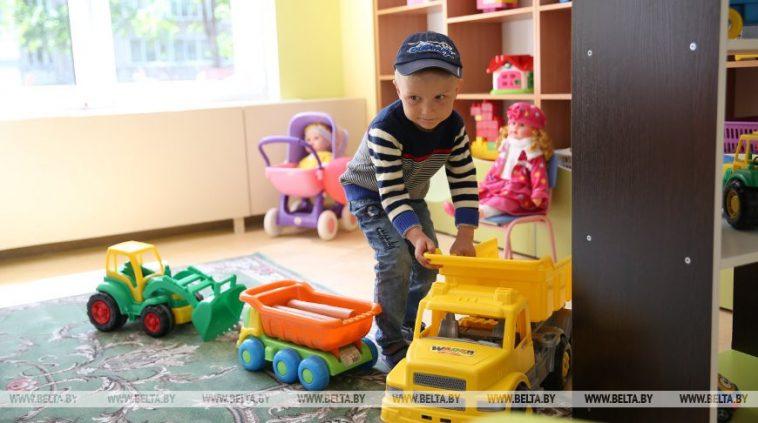 Встроенный в многоэтажку детский сад открыли в Бресте 1