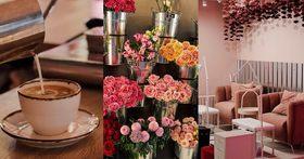 Кофе, книги, цветы. 7заведенийМинска сдвойнымформатом 1