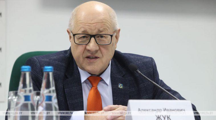 Ректор БГПУ им. М.Танка избран иностранным членом Российской академии образования 1