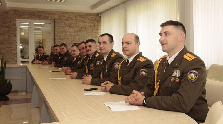 В университете МЧС состоялся первый выпуск специалистов по ликвидации ЧС и гражданской обороне 1
