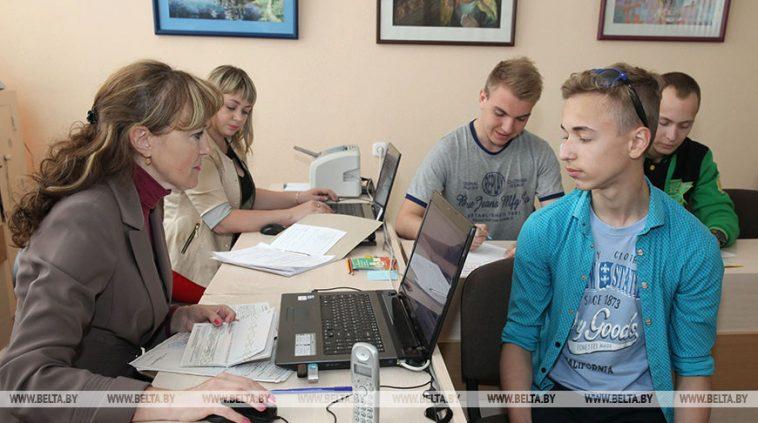 Документы в профессионально-технические учреждения образования можно подавать с 15 июня 1