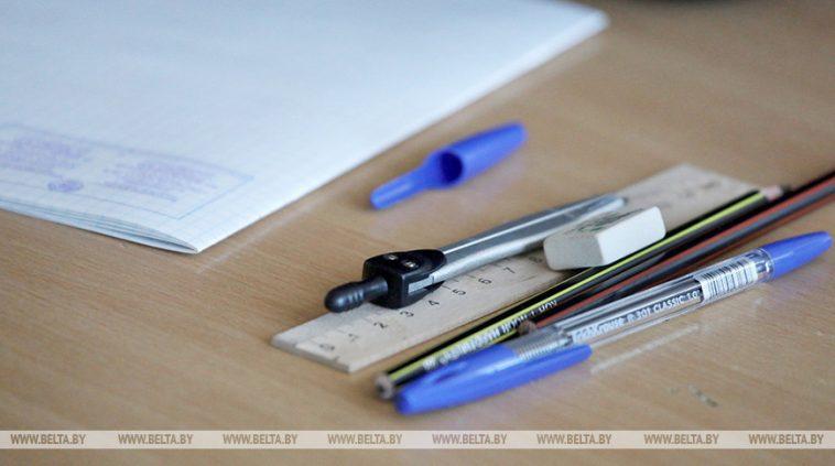 В школах Беларуси начинаются выпускные экзамены 1
