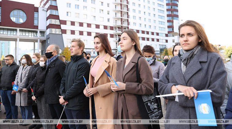 Карпенко: выпускники вузов достойно представляют в своих странах традиции белорусской высшей школы 1